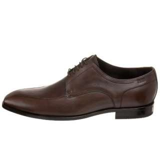 Hugo Boss Mens Leather Dress Shoes Remy Lace Up Oxford