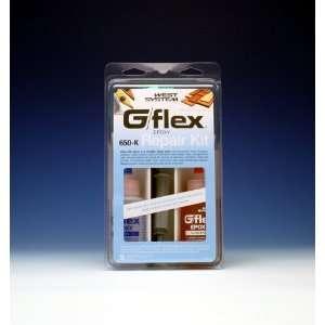 G/flex Thickened Epoxy Adhesive Repair Kit: Home Improvement