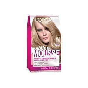 LOreal Healthy Look Sublime Mousse Hair Color Golden