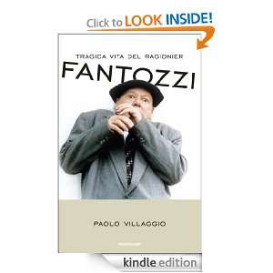 ) (Italian Edition) Paolo Villaggio  Kindle Store