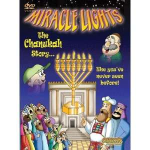 Miracle Lights DVD   Animated Chanukah Cartoon!: Movies