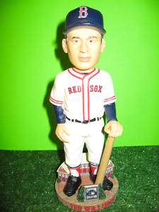 Ted Williams Boston Red Sox Home Uniform LE# Bobblehead