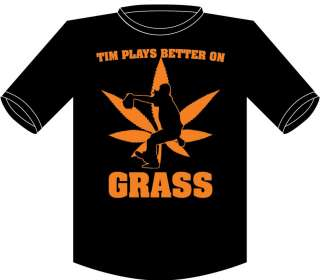 on Grass T Shirt SF Giants Let Tim Smoke San Francisco Lincecum