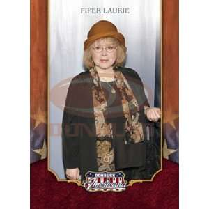 Trading Card # 96 Piper Laurie In a Protective Screwdown Display Case
