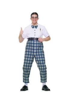Class Nerd  Cheap Humorous Halloween Costume for Men