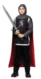 Medieval Knight Kids Costume   Renaissance and Medieval Costumes