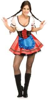 Sexy Beer Garden Girl Costume   German or Oktoberfest Costumes