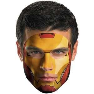 Iron Man Face Tattoo, 69970
