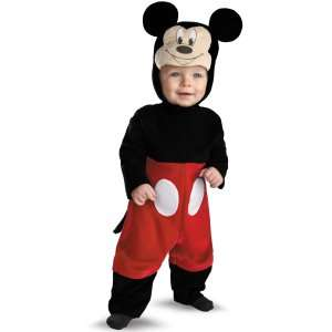 Disney Mickey Mouse Infant Costume, 802462