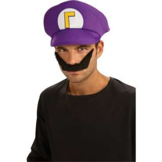 Super Mario Bros.   Waluigi Accessory Kit (Adult), 801078