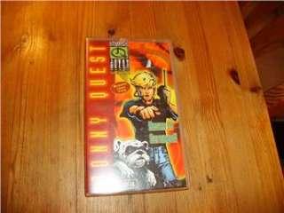 RESAN TILL SERENGETI JONNY QUEST VHS på Tradera. Anime & Manga