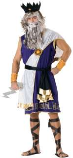 Zeus Costume  Greek God Costume