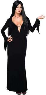 Morticia Adult Costume! From The Addams Family! Includes: Revealing