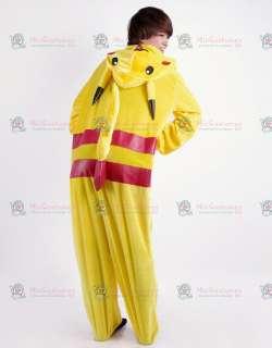 Pokemon Pikachu Cosplay Costume For Sale