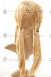70cm Naruto Tsunade Cosplay Wig