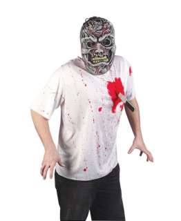 Adult Spoof Horror Costume   Classic Halloween Costumes   15FW5474