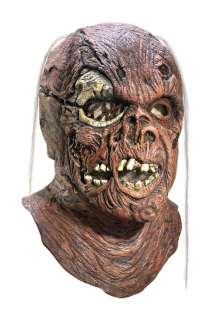 Jason Deluxe Adult Mask   From Friday the 13th part 7 The New Blood