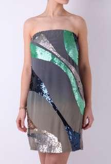 Zebra Ombre Sequin Dress by Paul & Joe Sister   Multicoloured   Buy