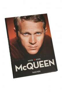 Steve McQueen Movie Icon Book by Taschen   Multicoloured   Buy Gifts