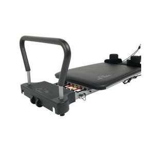 Aero Pilates Reformer with Free Form Cardio Rebounder
