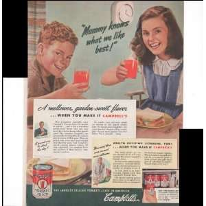 Largest Selling Brand 1942 Food Antique Advertisement