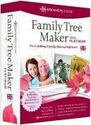 Family Tree Maker 2012 Platinum Edition PC  TheHut