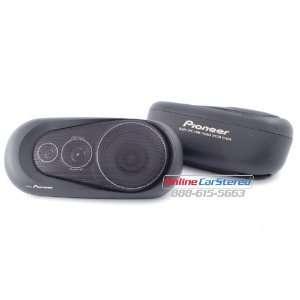 Pioneer   TS X150   Full Range Car Speakers Car
