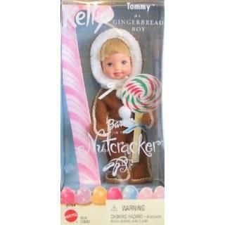 Barbie Nutcracker Kelly Jenny As Flower Fairy Doll (2001