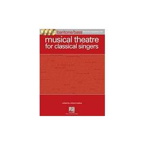 Theatre for Classical Singers   Baritone/Bass Musical Instruments