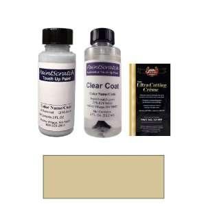 Oz. Gold Pearl Metallic Paint Bottle Kit for 2004 Infiniti QX56 (EY2