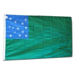 Green Mountain Boys   Historic Flags 3x5 Nylon Patio