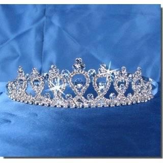 Bridal Wedding Tiara Crown 4346B5