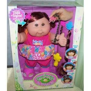 Pop N Style Cabbage Patch Kids Doll   Caucasian Girl with