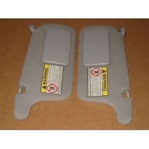 96 97 98 99 00 HONDA CIVIC SUN VISORS GREY (MADDBUYS): Car Electronics