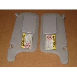 96 97 98 99 00 HONDA CIVIC SUN VISORS GREY (MADDBUYS): Car Electronics