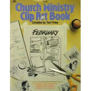 Church Ministry Clip Art Book (9780830713127) Tom Finley