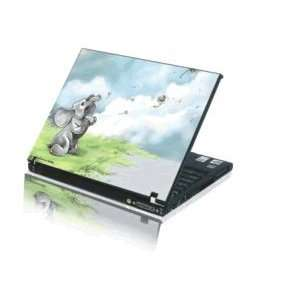 Laptop Notebook Skins Sticker Cover H476 Elephant (Brand