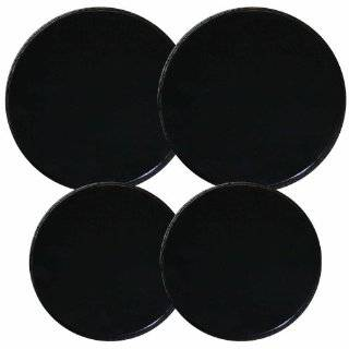 Reston Lloyd Electric Stove Burner Covers, Set of 4, Stainless Steel