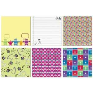 Forever In Time Scrapbook Paper Themed Pack Gamer, 12 Inch