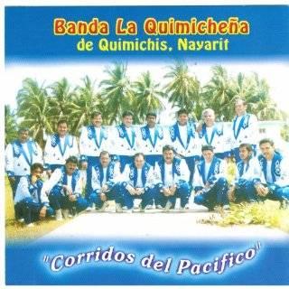Corridos del Pacifico by Banda La Quimicheña ( Audio CD   1997)