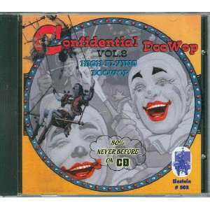 Confidential Doo Wop, Vol. 8 High Flying DooWop Various