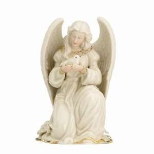 Lenox Christmas Angelic Visions Peace Angel Figurine