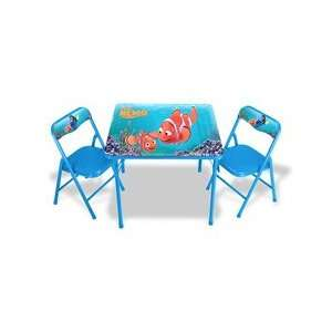 Finding Nemo Activity Table and Chairs Set Toys & Games