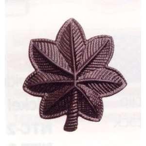 MAJOR Police Fire EMS Army Collar Brass Pins Insignia Badge Emblem