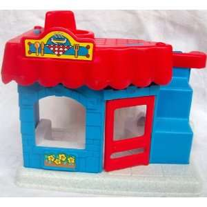 Fisher Price Little People Resturant Replacement Toy