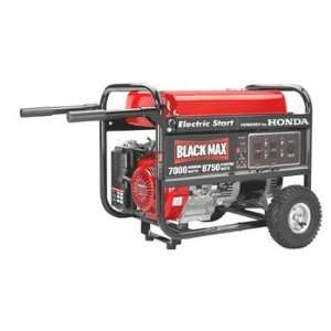Reconditioned Black Max ZRBM10700 7,000W Generator Home Improvement