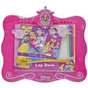 Disney Princess Lap Desk Toys & Games