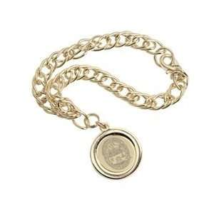 Vermont   Charm Bracelet   Gold