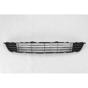 2009 2010 Toyota Corolla Front Bumper Grille Textured