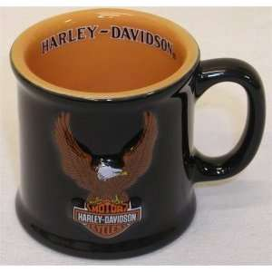 Harley Davidson Eagle Mini Mug Shot Glass Sports